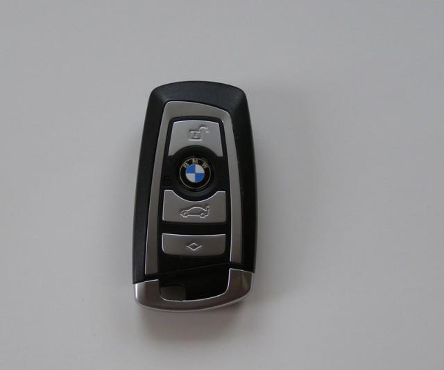 BMW i8 klíč