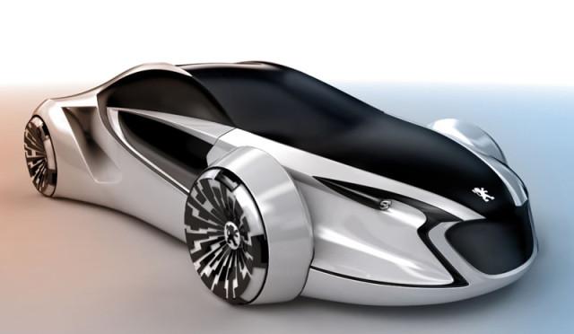 Vůz budoucnosti