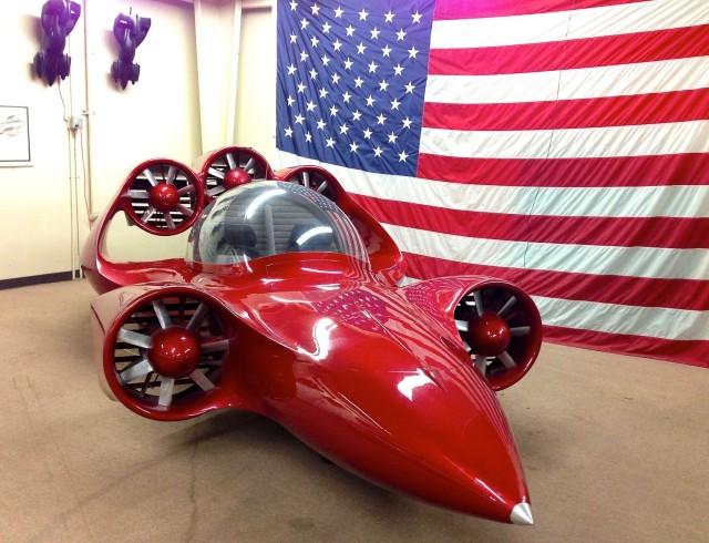 Skycar M200