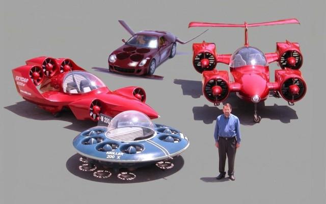 Skycars